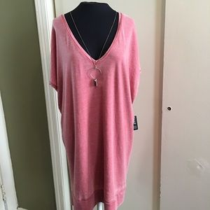 Express / One Eleven Tee-Shirt Dress